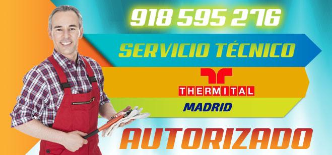 servicio t cnico calderas thermital en madrid tlfno 91