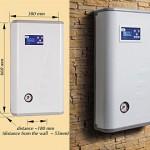 Componentes de las calderas electricas
