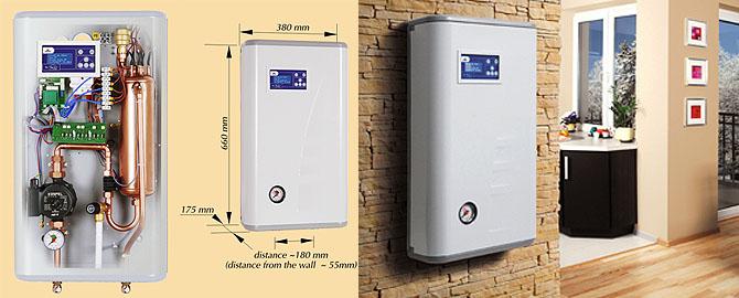 Componentes de las calderas electricas | Servicio Tecnico de Calderas Madrid