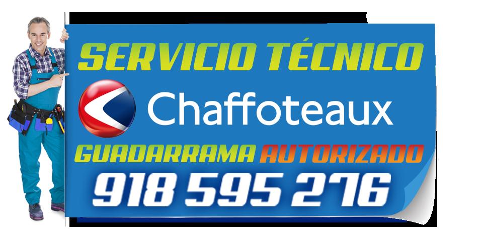 Servicio tecnico Chaffoteaux en Guadarrama