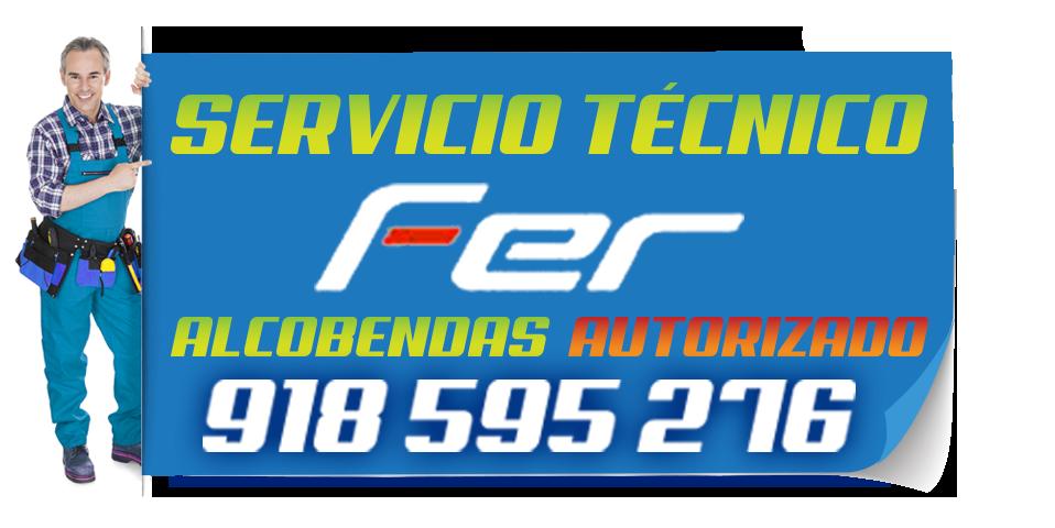 Servicio tecnico Fer en Alcobendas