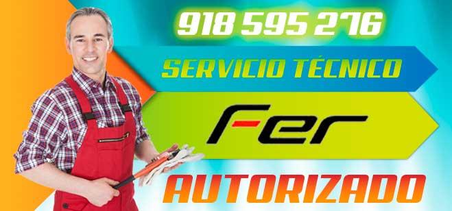 Servicio tecnico Fer en Madrid