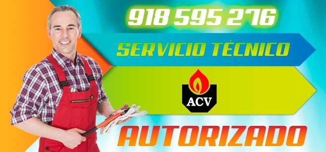 Servicio tecnico ACV en Madrid
