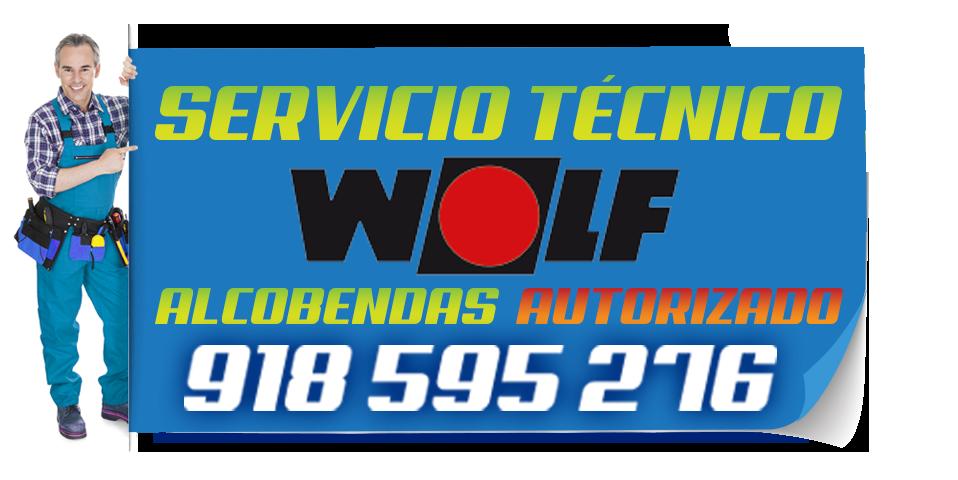 Servicio tecnico Wolf en Alcobendas