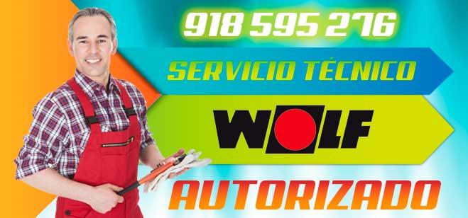 Servicio tecnico Wolf en Madrid