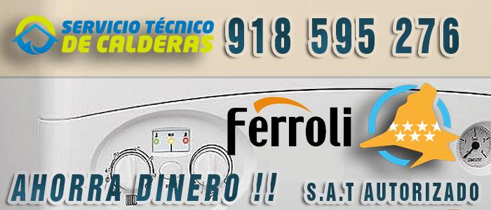 Consejos para el ahorro energetico de las calderas de gas Ferroli
