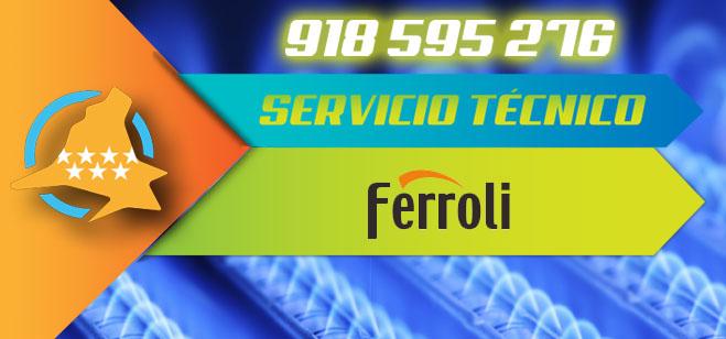 Nuevas calderas de gas Ferroli