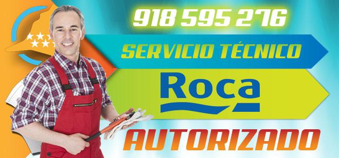 servicio tecnico roca en madrid autorizado