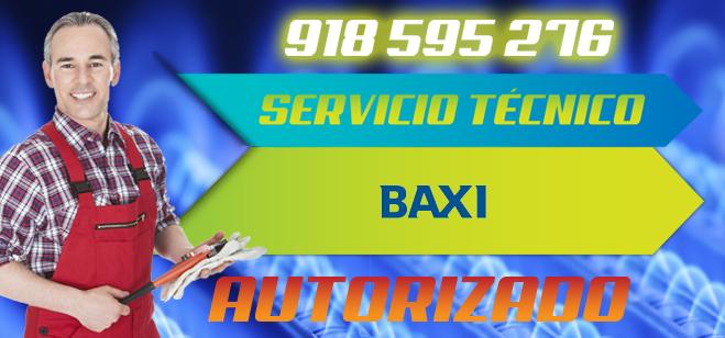 Especialista del Servicio tecnico Baxi en Madrid