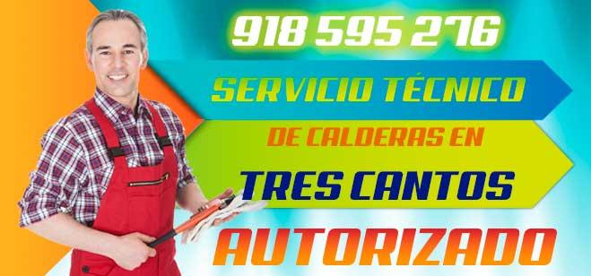 Servicio tecnico de calderas en Tres Cantos