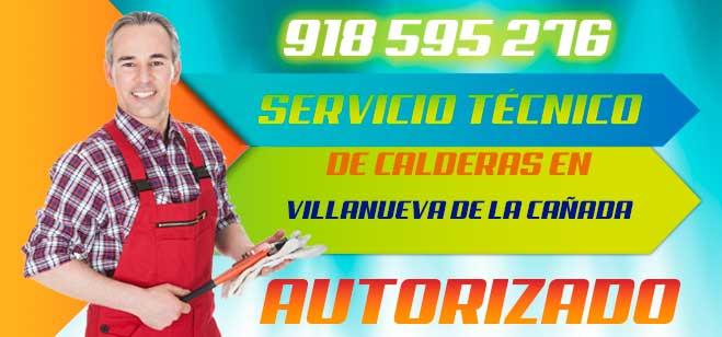 Servicio tecnico de calderas en Villanueva de la Cañada