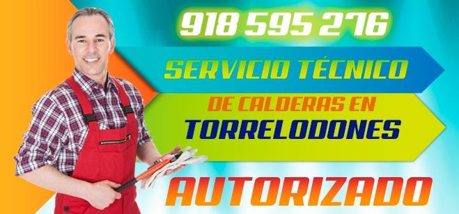 Servicio tecnico calderas Torrelodones