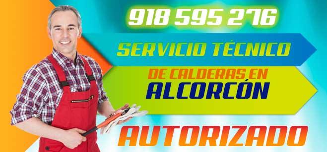 Servicio tecnico de calderas en Alcorcon