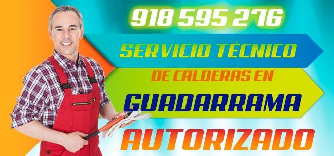 Servicio tecnico de calderas en Guadarrama