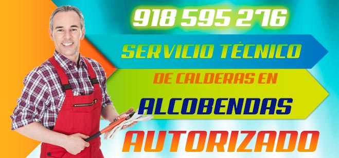 Servicio tecnico de calderas Alcobendas