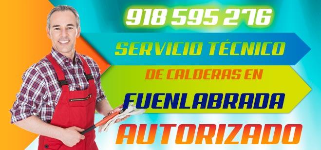 Servicio tecnico de calderas en Fuenlabrada