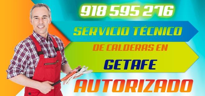 Servicio tecnico de calderas en Getafe
