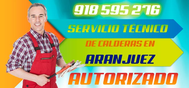 Servicio tecnico de calderas Aranjuez