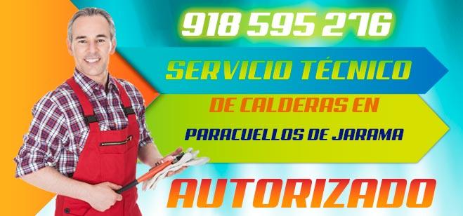 Servicio tecnico de calderas en Paracuellos de Jarama