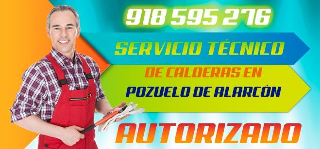 Servicio tecnico calderas Pozuelo de Alarcon