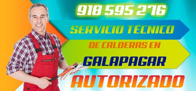 Servicio tecnico de calderas Galapagar