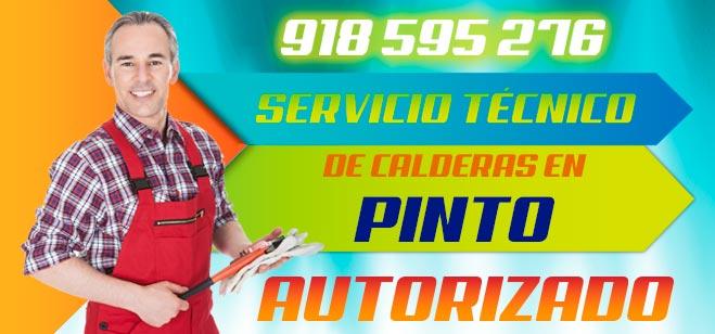 Servicio tecnico de calderas Pinto