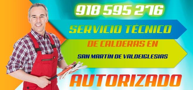 Servicio tecnico de calderas en San Martin de Valdeiglesias