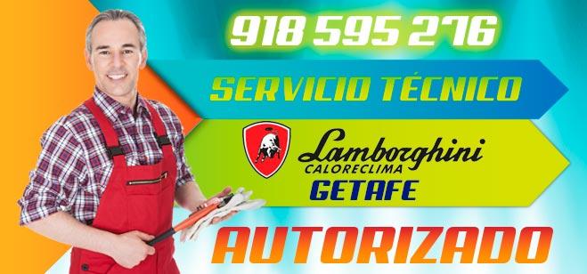 Servicio Tecnico Lamborghini Getafe