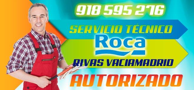 Servicio Tecnico Roca Rivas Vaciamadrid
