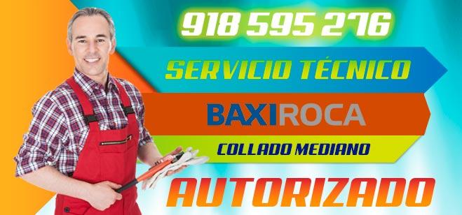 Servicio Tecnico BaxiRoca Collado Mediano