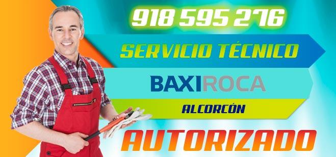Servicio Tecnico BaxiRoca Alcorcon