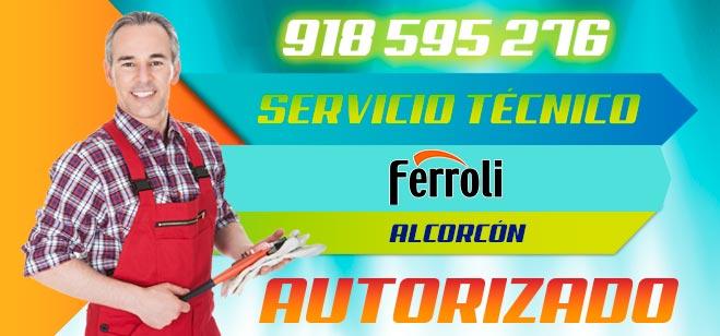 Servicio Tecnico Ferroli Alcorcon
