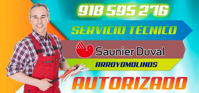 Servicio Tecnico Saunier Duval Arroyomolinos