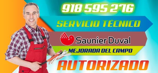 Servicio Tecnico Saunier Duval Mejorada del Campo