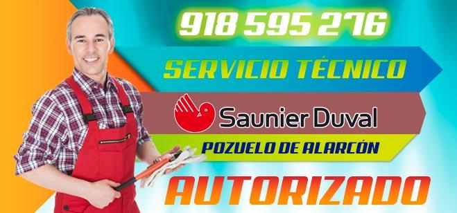 Servicio Tecnico Saunier Duval Pozuelo de Alarcon