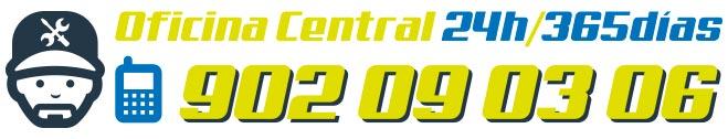 Oficina central Servicio Tecnico oficial Ferroli en Collado Mediano