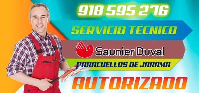 Servicio Tecnico Saunier Duval Paracuellos de Jarama
