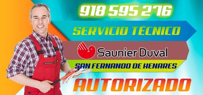 Servicio Tecnico Saunier Duval San Fernando de Henares