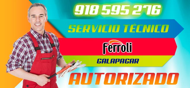 Servicio Tecnico Ferroli Galapagar