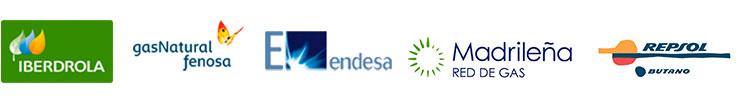 servicio tecnico oficial de instalacion de gas en Madrid