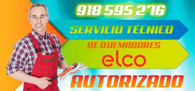 Servicio Tecnico Quemadores Elco Madrid