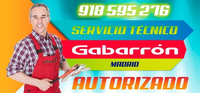 Servicio Tecnico calderas electricas Gabarron Madrid