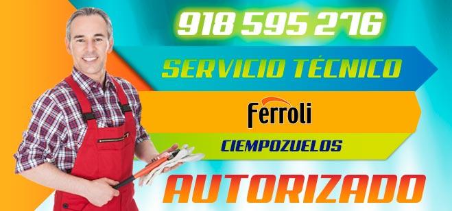Servicio Técnico Calderas Ferroli en Ciempozuelos