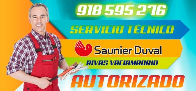 Servicio Técnico calderas Saunier Duval en Rivas Vaciamadrid