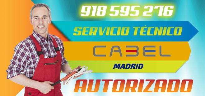 Servicio Técnico Calderas Cabel en Madrid
