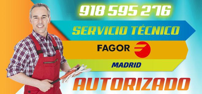 Servicio Técnico Calderas Fagor en Madrid