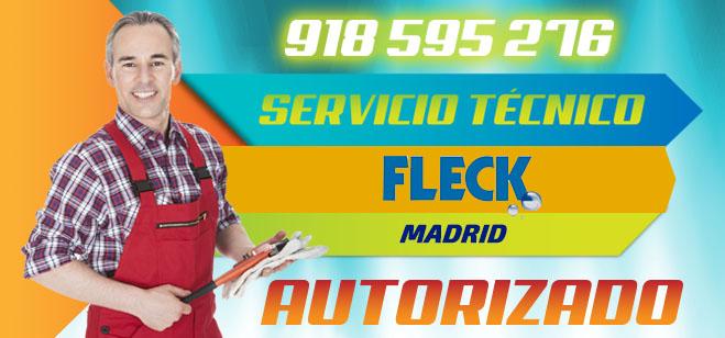 Servicio Técnico Calderas y Calentadores Fleck en Madrid