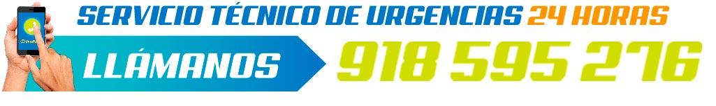 telefono servicio técnico reparación de fugas en reguladores de gas natural  Madrid