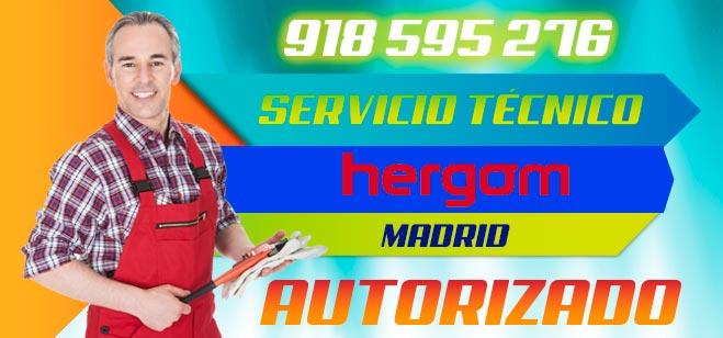 Servicio Técnico Estufas y Calderas Hergom en Madrid