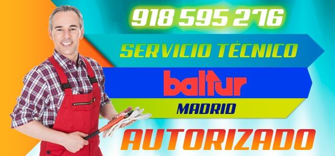 Servicio Técnico Quemadores Baltur en Madrid
